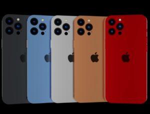 iPhone 14シリーズはノッチありなしの2デザインか?Face ID+Touch ID搭載のコンセプト動画も公開